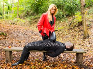leather attire