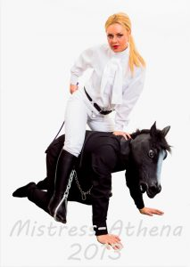 Equestrian Pony Play