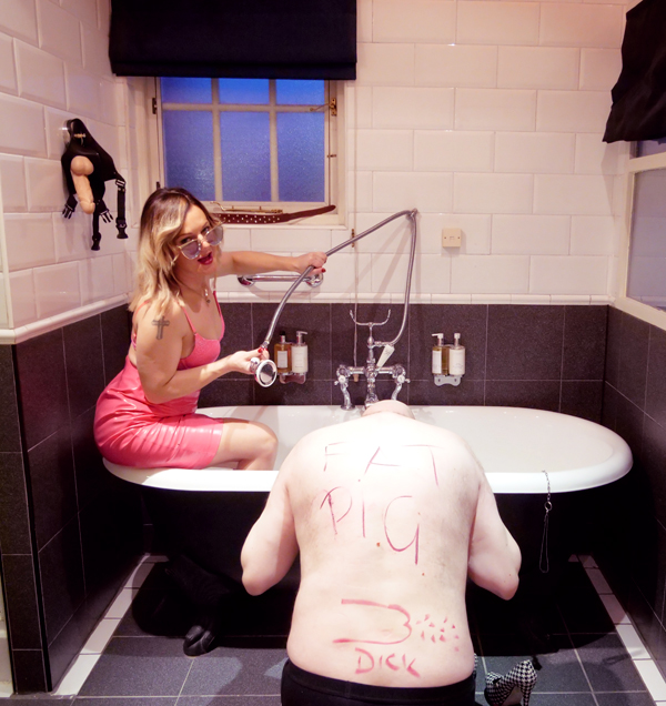 Humiliation Yorkshire Verbal sph