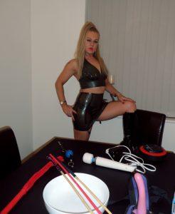 Anal training Huddersfield Mistress Athena