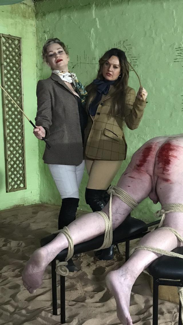 Mistress Athena Mistress Inka Equestrian Play Huddersfield Femdom Party