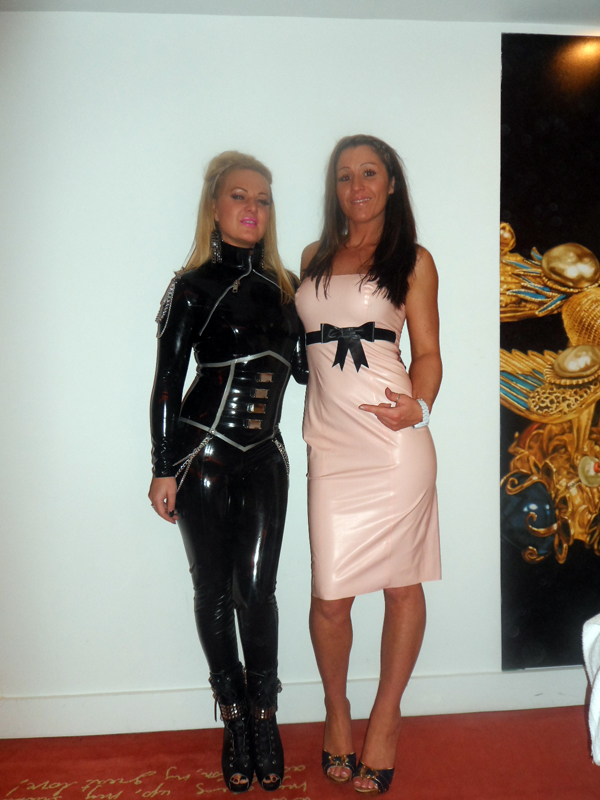 Mistress Athena Mistress Anuska Double Domination Huddersfield